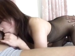 Fabulous Japanese chick in Incredible JAV uncensored Handjobs video