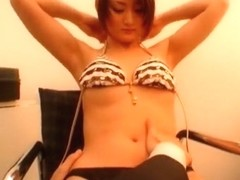 Crazy Japanese model Risa Murakami in Amazing Couple, Blowjob JAV video