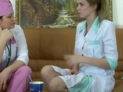 GirlsForMatures Clip: Elsa and Cecilia