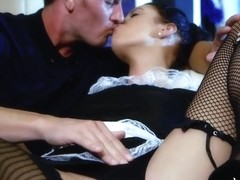 DaringSex Big Tits Brunette Passionately Fucked