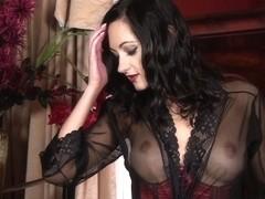 Bonnie Bellotti in Dressed To Kill Scene