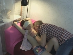 Anally drilled exgf gets tricked and bound