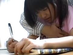 Satsuki Suzumiya gets caught on spy cam while doing various naughty stuff