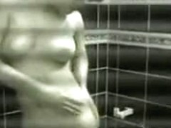 Steamy shower and a astounding chick caught on cam