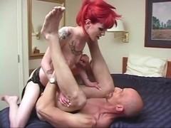 Strapon redhead 3