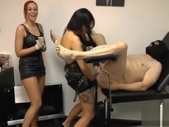 YouPorn - two-grls-dominating-a-male-slave-with-big-strapons