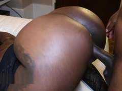 Skyla Sucking And Fucking This Dick Until I Cum On Her Thick Juicy Ass