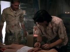 Tanya Papanicolas,Various Actresses,Effie Bilbrey,Cynthia Baker in Blood Diner (1987)