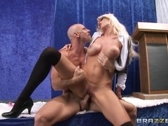 Big Tits at School: Your Tits Have More Talent. Riley Jenner, Johnny Sins