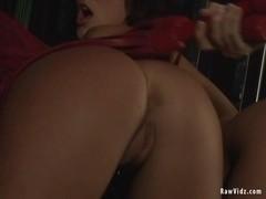 RawVidz Video: Horny Lesbians Get Nasty