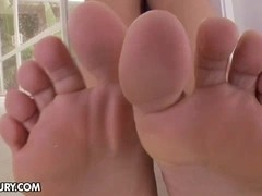 Alexa Feet Blues