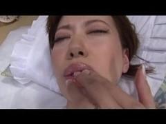 Hot mature chick having hardcore sex