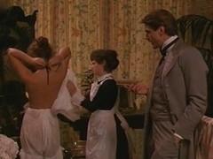 Ornella Muti,Anne Bennent in Swann In Love (1983)