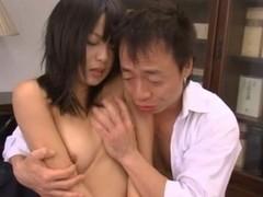 Nana Nanaumi Asian doll learns about sex