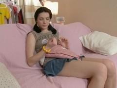 Amateur porn star doll gives head scene 1