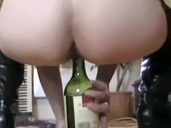 Hot Beauty Has Anal Sex And Sucks Jock