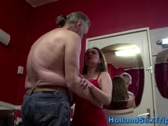 Mature dutch hooker fuck