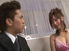 Yukina Aoyama Uncensored Hardcore Video with Blowjob scene