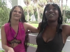 Amazing pornstar in incredible brazilian, interracial xxx video