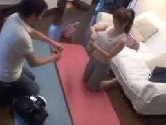 Crazy Japanese whore Ramu Hoshino, Tomoka Kuriyama in Hottest Amateur JAV movie