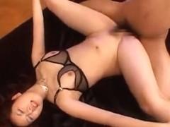 Hottest Japanese model Yoshika Kimura in Best JAV scene