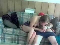 Anette fucked in private sex videos