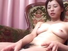 Hottest Japanese whore in Fabulous JAV uncensored Dildos/Toys scene