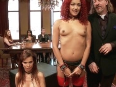 Anal Punishment for Submissive Service Sluts