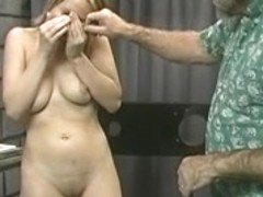 Golden-Haired with hawt pierced love muffins acquires tortured