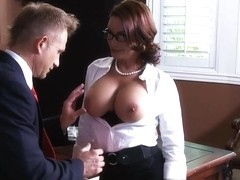 Big Tits at School: The Sex-stitute