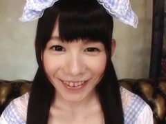 Best Japanese chick Marie Konishi in Exotic couple, facial JAV clip