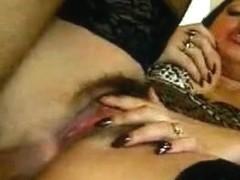 Lady Rox-Bushy Anal Mistress