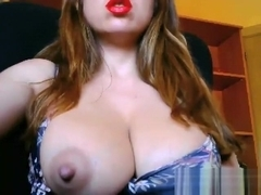 Pale Redhead Milf With Natural Boobs Part 02