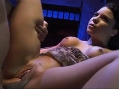 Pornstar Anastasia Mayo fucks and gets a cumshot