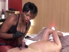Best porn scene Ebony greatest just for you