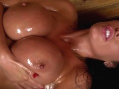 Double D Sexperience 2 - Sensual Jane and Carol Goldnerova