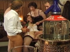 Full european porn video with mature cunts and blowjob