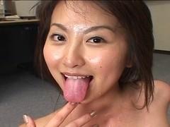 Rei Aoki Lascivious Woman and Spermatozoon part 4