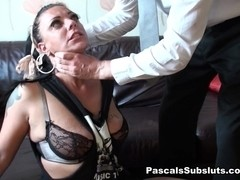 Outdoor 734 strong slave mistress strapon sexy