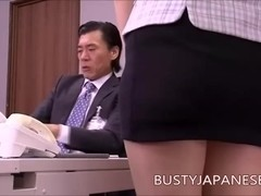 Big tits asian Rin Aoki