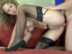 AnalSaga Scene: Alina and Adam