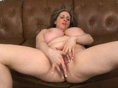blonde whore ass fucked on the couch