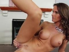My horny co-worker Jennifer Dark