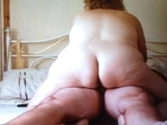 wife squeezing every last drop of cum from me