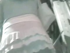 My top favorite upskirt video made by me