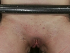 Machine Fucked Senseless for the Very First Time