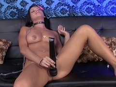 Hottest pornstar Nadia Capri in Exotic Brunette, College sex scene