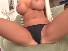 Exotic pornstar Lolly Foxx in crazy tattoos, big tits porn video
