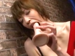 Incredible Japanese chick in Best DP/Futa-ana, Threesomes JAV video
