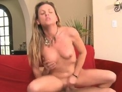 Amanda Blow is pussy pounded by Xander Corvus
